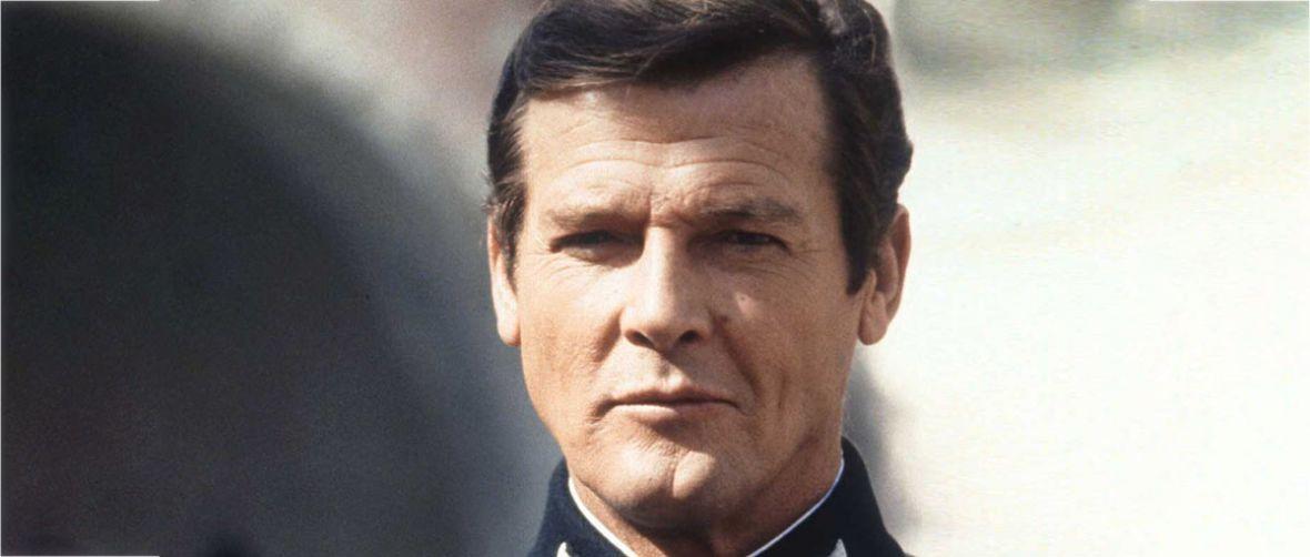 Nie tylko James Bond. Kim był Roger Moore?