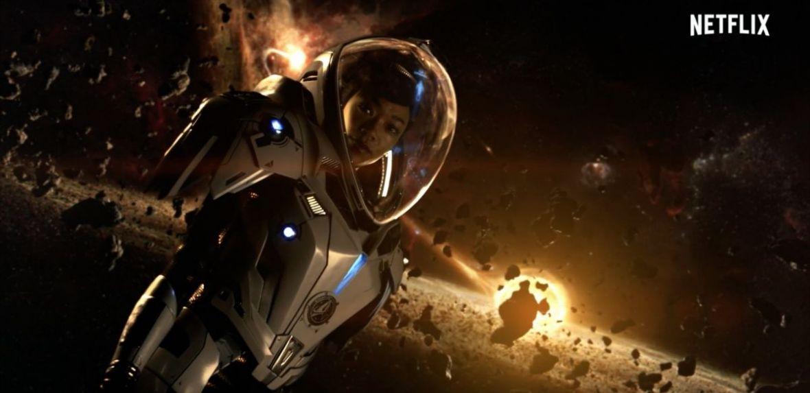Star Trek: Discovery niczym Gra o tron i Twin Peaks. Serial bije rekordy wśród piratów