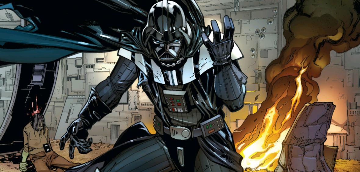 Marvel znalazł odwagę, aby tworzyć historię Star Wars. Seria komiksów Darth Vader zapowiada się kapitalnie