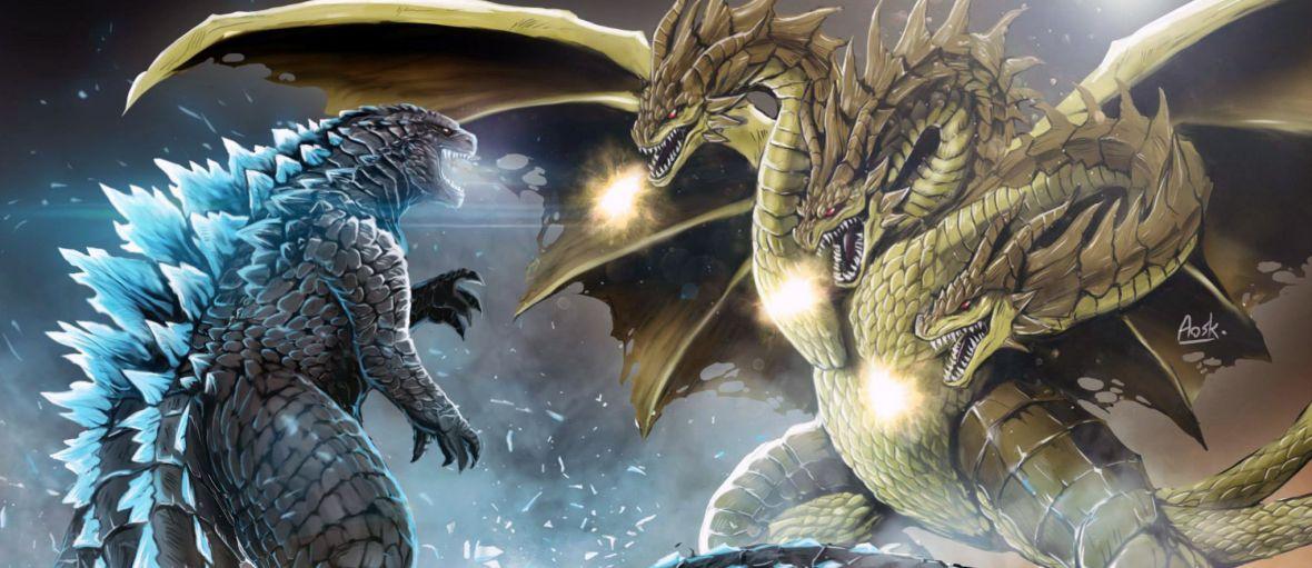 Poznaliśmy potwory w hollywoodzkim Godzilla: King of the Monsters. Przygotujcie sięna atak nostalgii