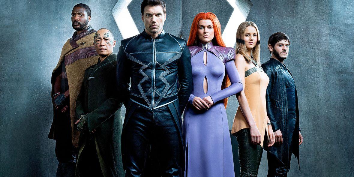 Obejrzałem Marvel's Inhumans, żebyście wy nie musieli – recenzja Spider's Web