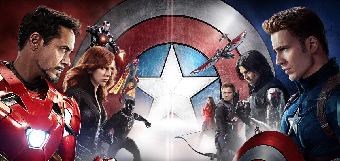 Poniedziałek uratowany. Kapitan Ameryka: Wojna bohaterów już w Netflix Polska