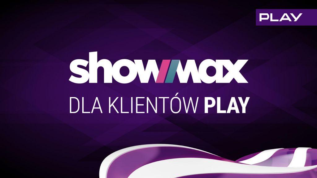 Showmax za darmo na rok w Play