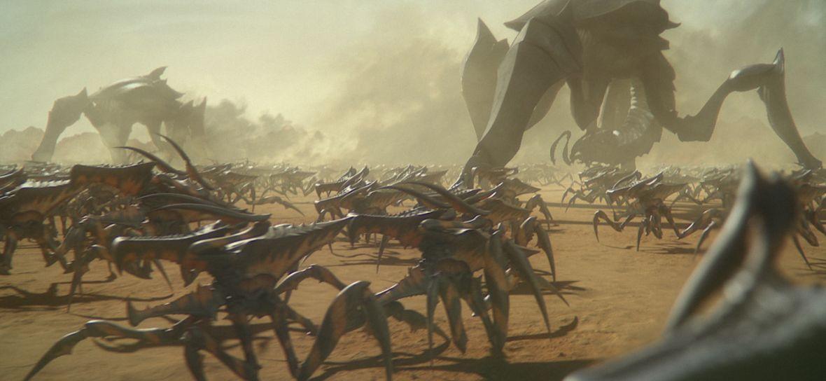 Żołnierze kosmosu powracają. Oto pierwszy zwiastun Starship Troopers: Traitor of Mars