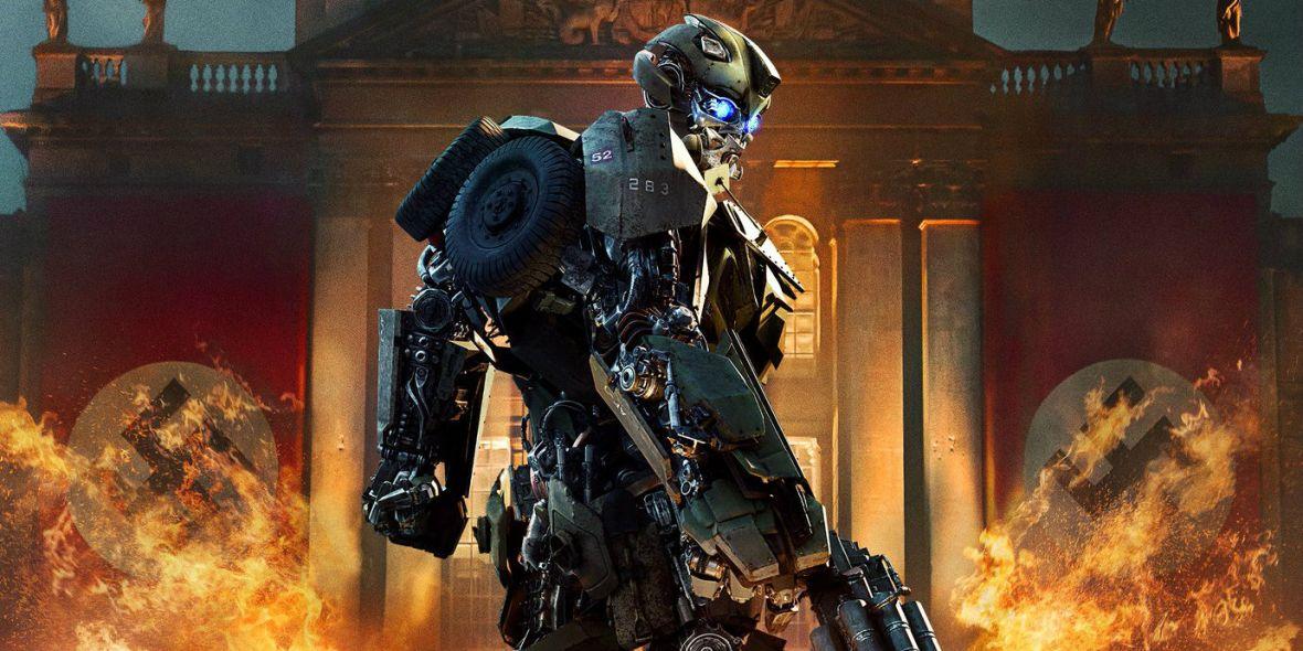 Ludzie mogliby pokonać Transformerów w otwartym konflikcie zbrojnym