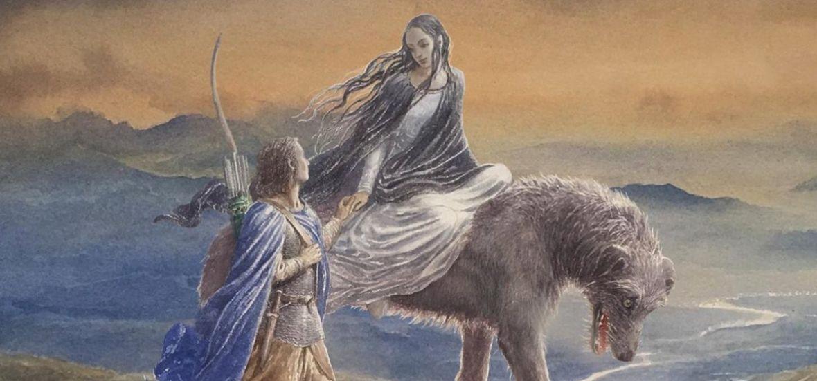 Do księgarni trafiła właśnie zupełnie nowa książka Tolkiena w uniwersum Władcy Pierścieni