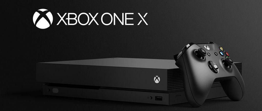 gry na Xbox One X