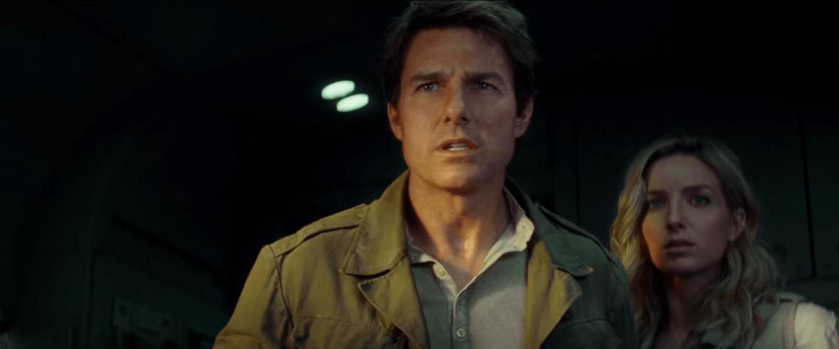"""Indiana Jones przedawkował, czyli recenzja """"Mumii"""" z Tomem Cruise'em"""