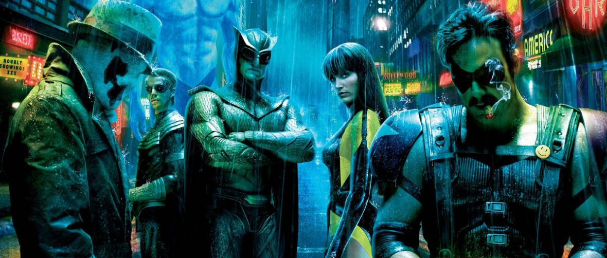 HBO szykuje nam nową gratkę: serial The Watchmen!