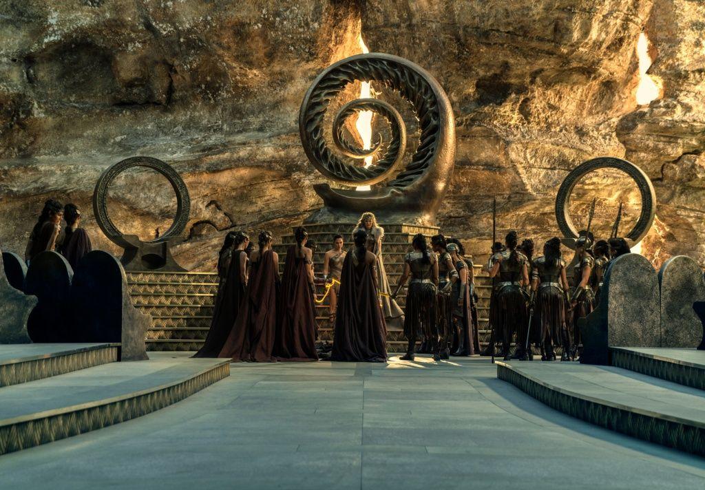 Wonder Woman 2017 film recenzja Gal Gadot