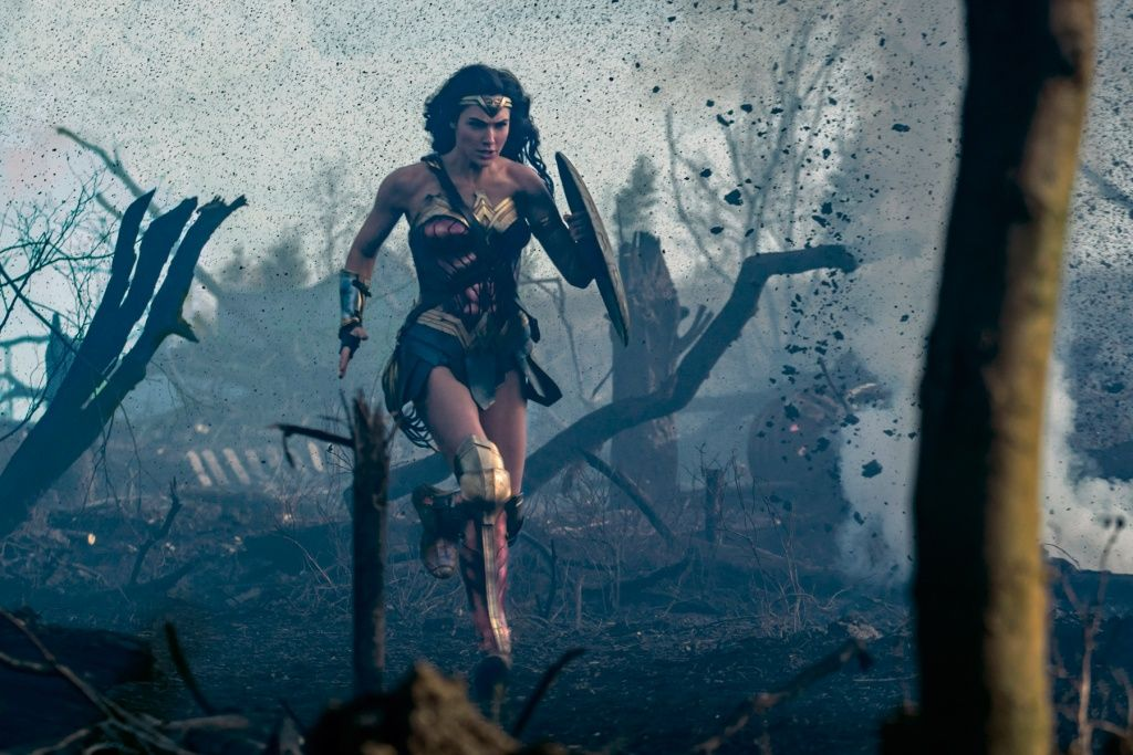 Wonder Woman 2017 film recenzja Gal Gadot