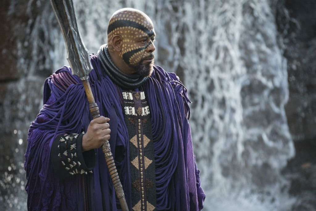 black panther forest whitaker