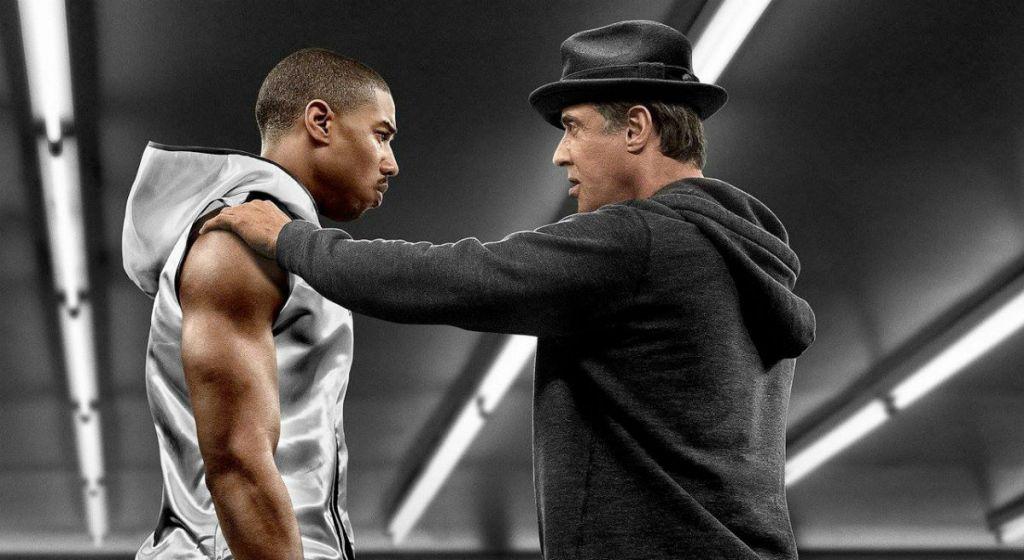 Michael B. Jordan i Sylvester Stallone w filmie Creed - narodziny legendy