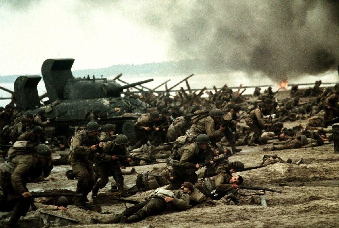 Najlepsze filmy o II wojnie światowej [TOP 7]