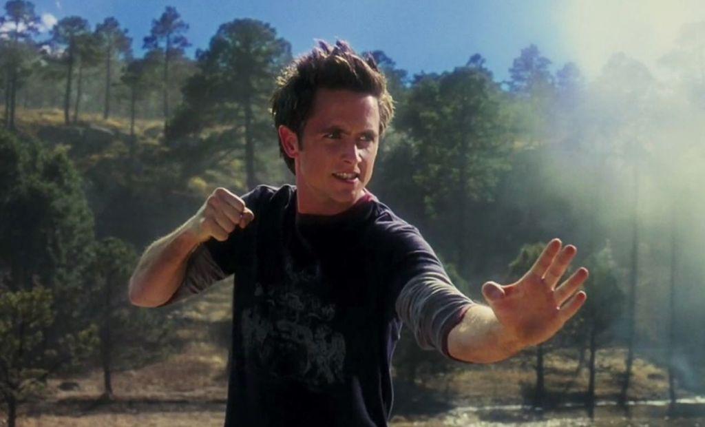 Prawda, że podobny do oryginału? Justin Chatwin jako Goku w filmie Dragonball: Evolution