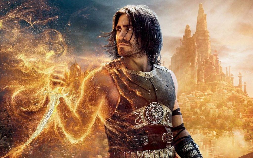 Jake Gyllenhaal jako... Dastan, książę Persji