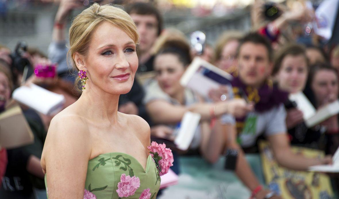 Joanne K. Rowling rozbiła Bank Gringotta