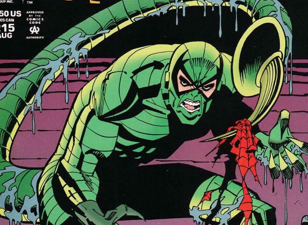 scorpion-spider-man