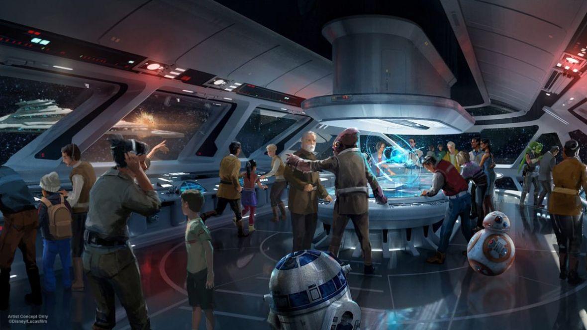 Nadchodzi nowa era rozrywki. Disney buduje swój własny Westworld, tyle że osadzony w świecie Star Wars!