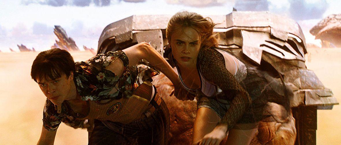Tak dobre filmy zdarzają się raz na dekadę. Valerian i Miasto Tysiąca Planet – recenzja Spider's Web