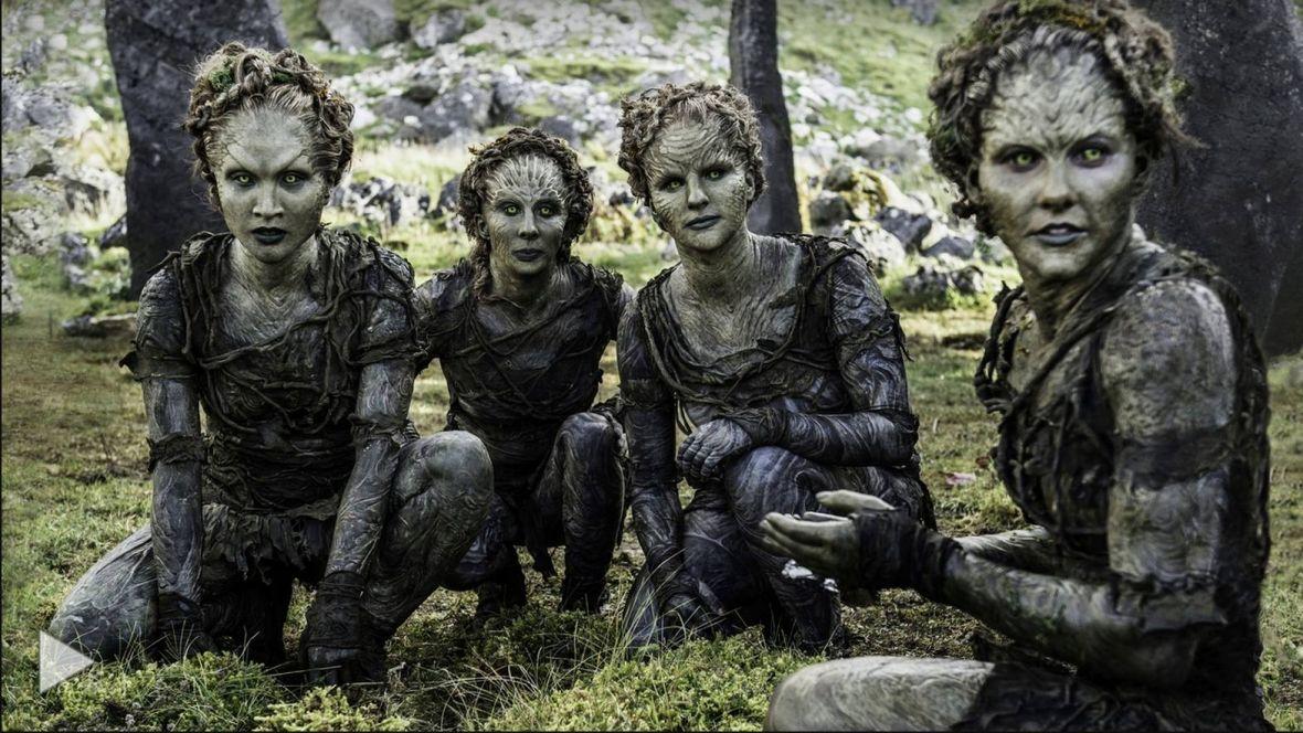 Kim są Dzieci Lasu z serialu Gra o tron i co robiły pod Smoczą Skałą?