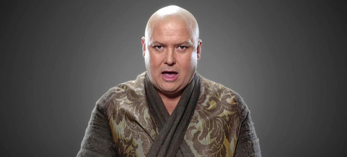 Jeżeli ktośzdradzi Daenerys, to będze to Varys. Stawiam na to wszystkie monety