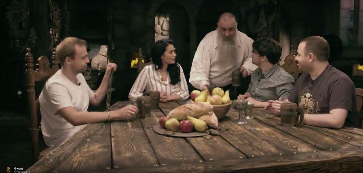 Gwint: Wiedźmińska gra karciana dostanie własne odcinkowe show