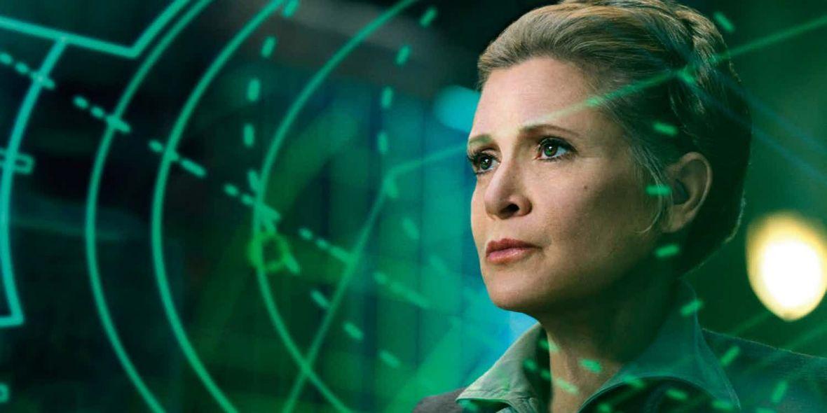 Chociaż Carrie Fisher odeszła, Leia Organa przeżyje wydarzenia ze Star Wars: The Last Jedi. Robi się ciekawie