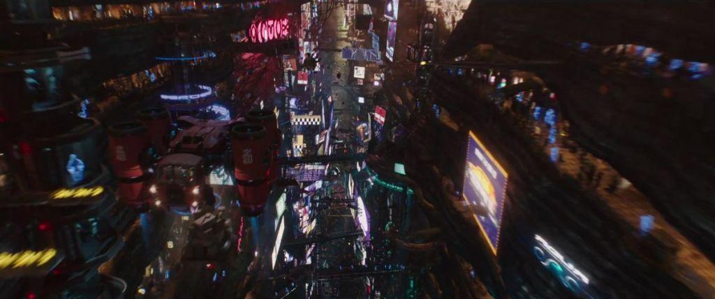 Podobnie wyglądające miasto również gdzieś już widziałem...