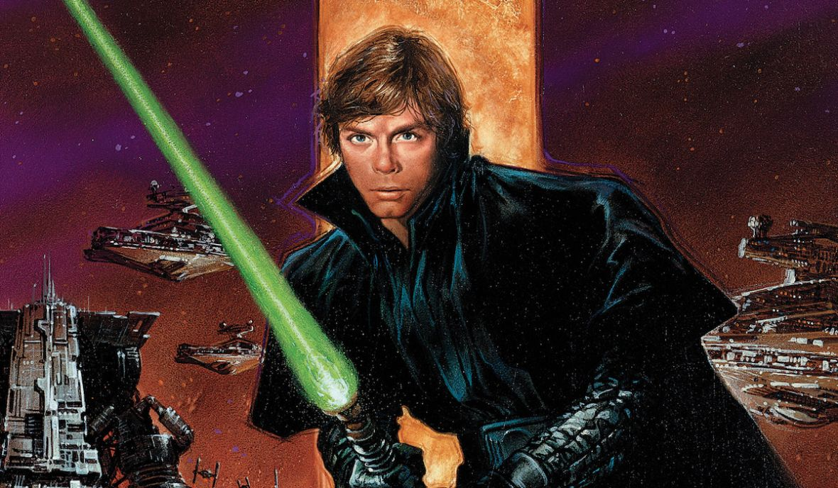 Nowe zdjęcie Luke'a przypomniało czasy, gdy Skywalker kroczył po ciemnejstronie Mocy