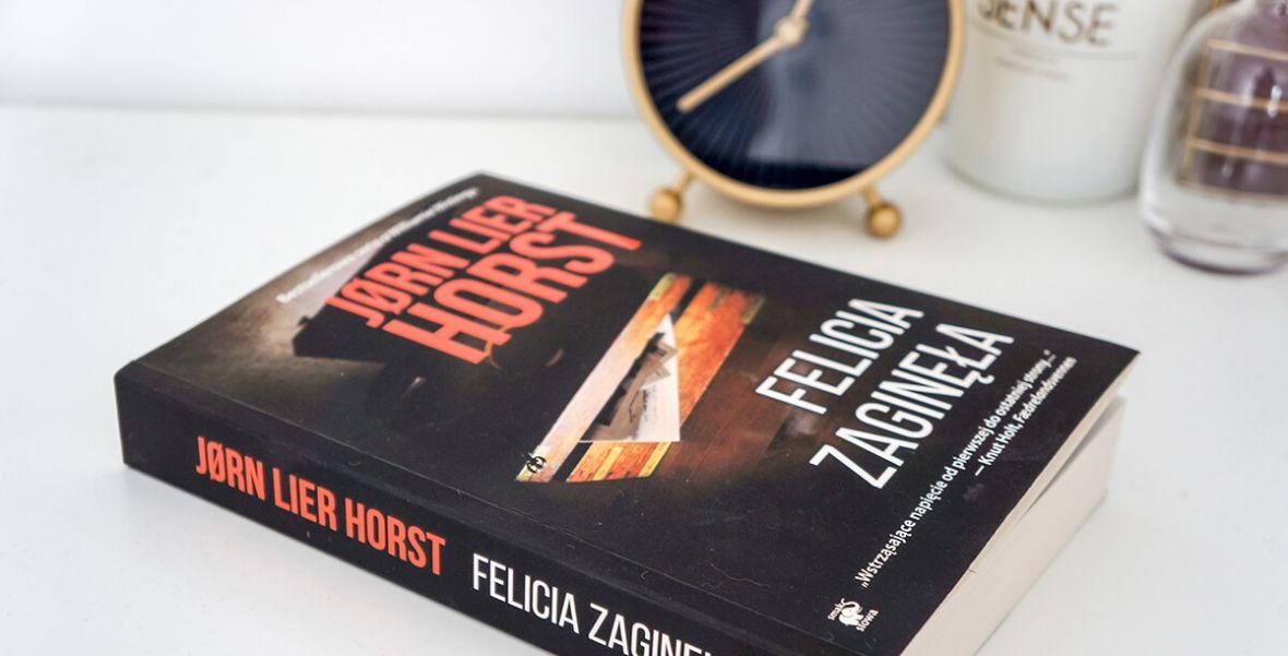 Spodziewałem się kryminału, a dostałem powieść obyczajową. Felicia zaginęła – recenzja Spider's Web