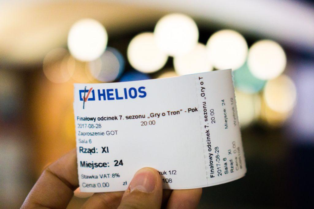gra o tron w kinie helios