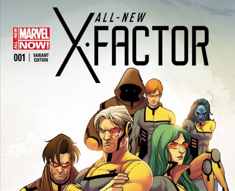 marvel x-factor