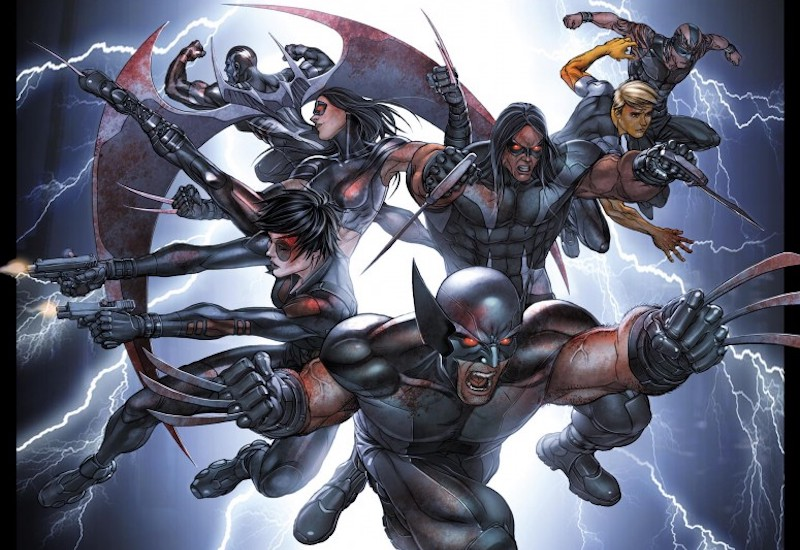 marvel x-force