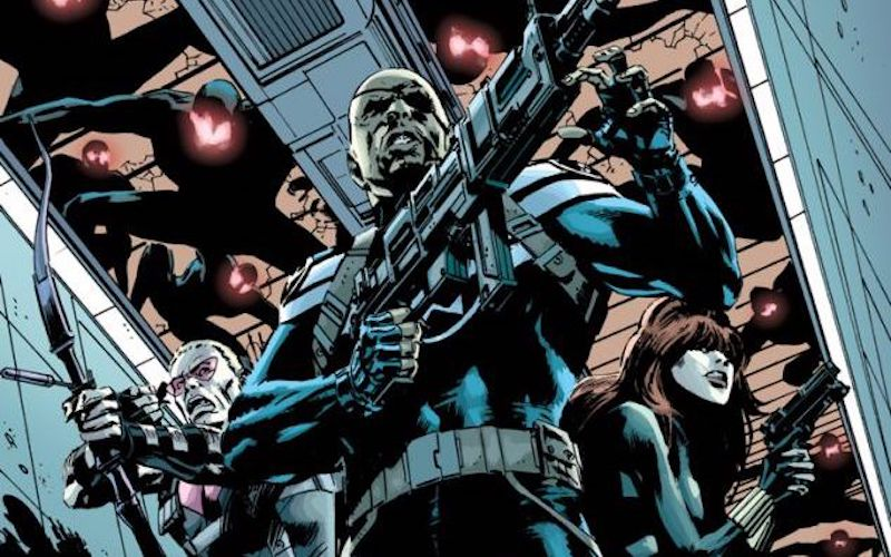 marvel secret avengers
