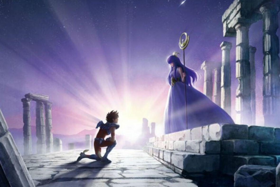 Netflix planuje premierę 12 serii anime, w tym nowych Rycerzy Zodiaku