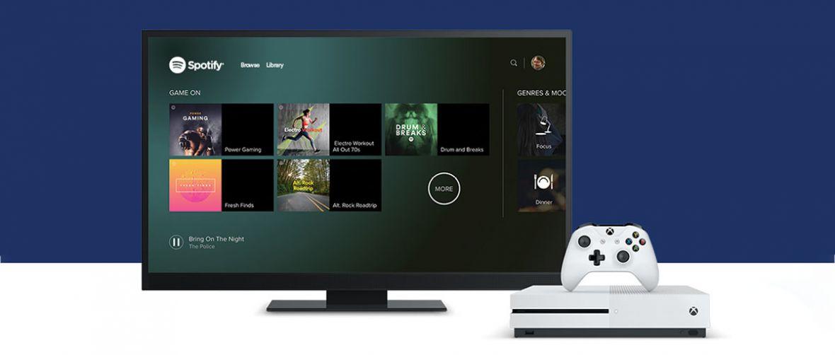 Znamy datę premiery Spotify na Xbox One. Z tej okazji przygotowaliśmy playlistę dla graczy