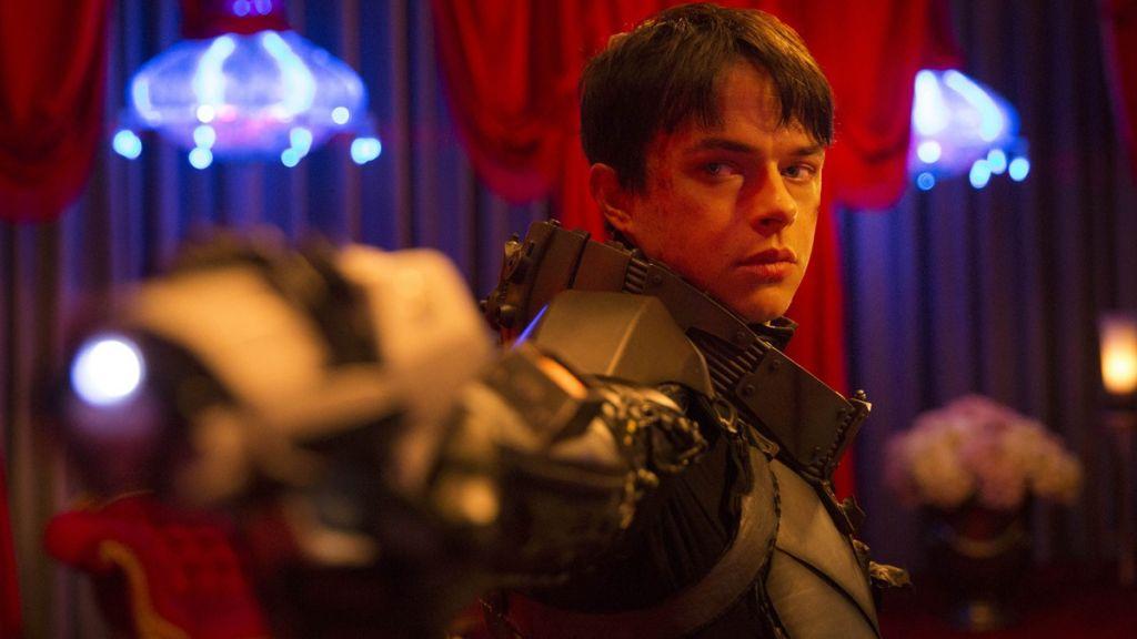 Dane DeHaan jako Valerian