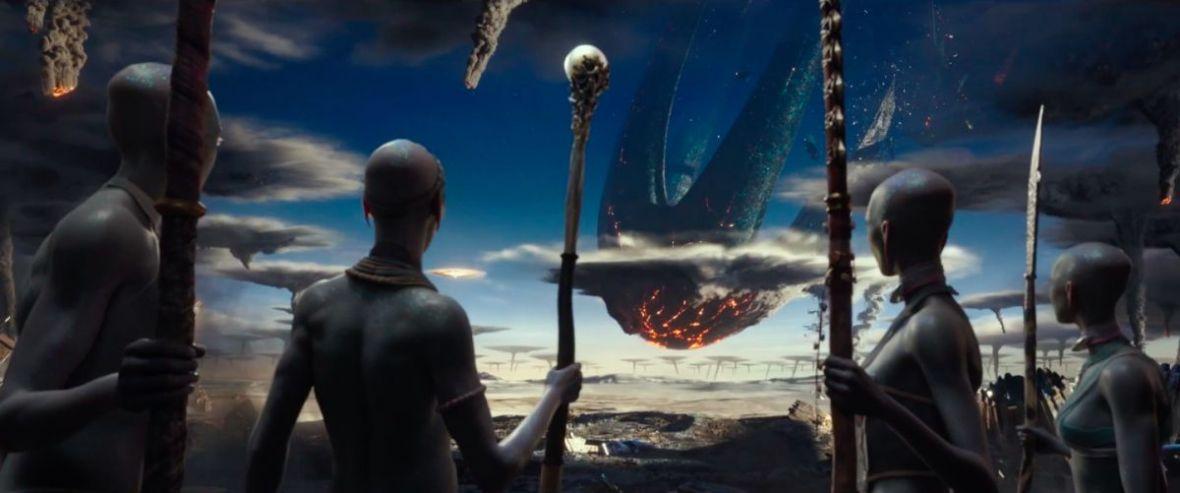 """Wyjątkowo przereklamowany. """"Valerian i miasto tysiąca planet""""- recenzja Spider's Web"""