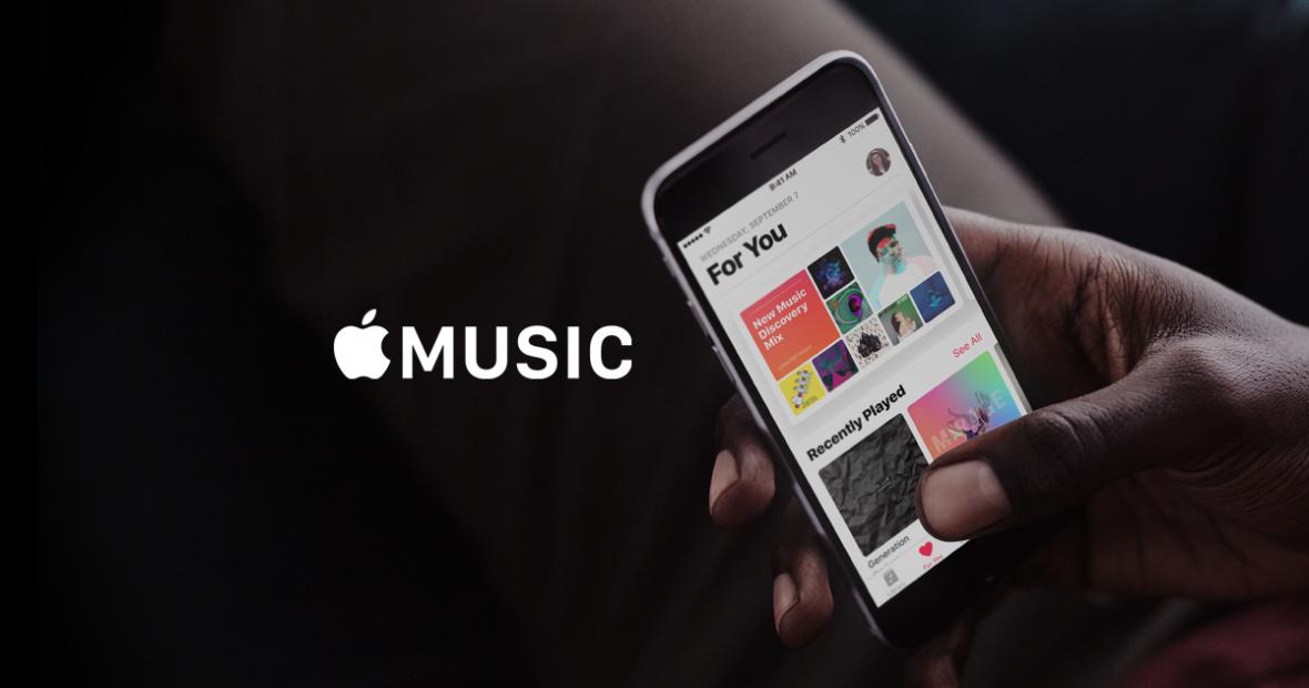 Apple Music wygrywa na swoim rodzimym rynku. Spotify ma spory problem
