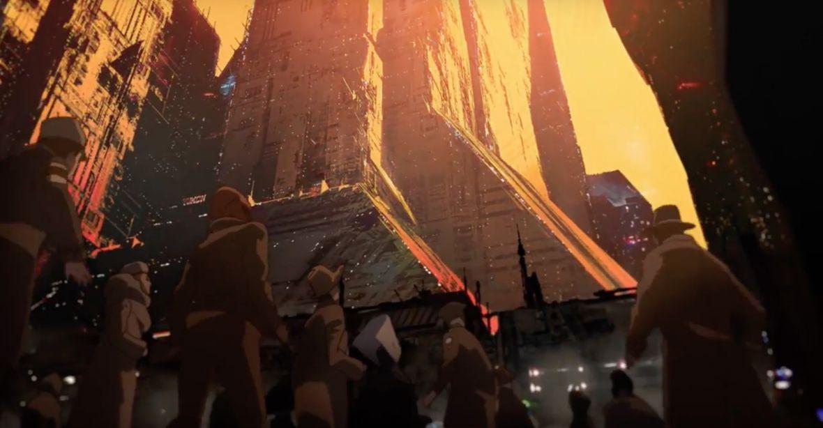 Wojna ludzi z androidami. Blade Runner 2022 to świetna animacja, która pokazuje genezę konfliktu