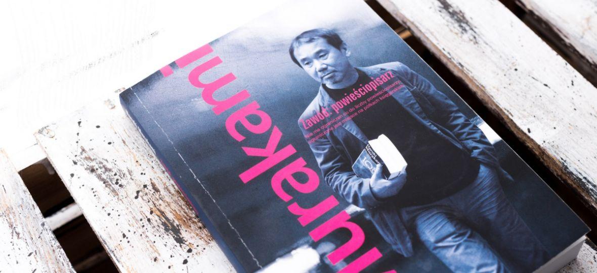 """""""Zawód: powieściopisarz"""" to książka, którą powinien przeczytać każdy twórca"""