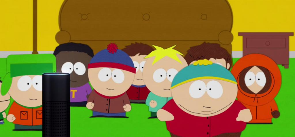 South Park Alexa