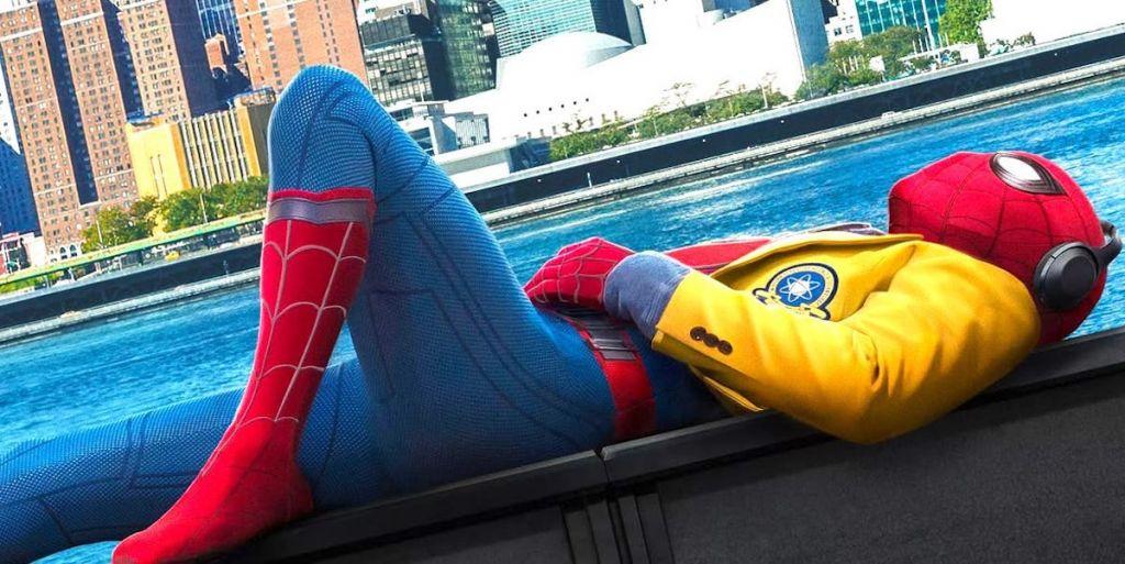 Spider-Man Homecoming mcu marvel cinematic universe streszczenie