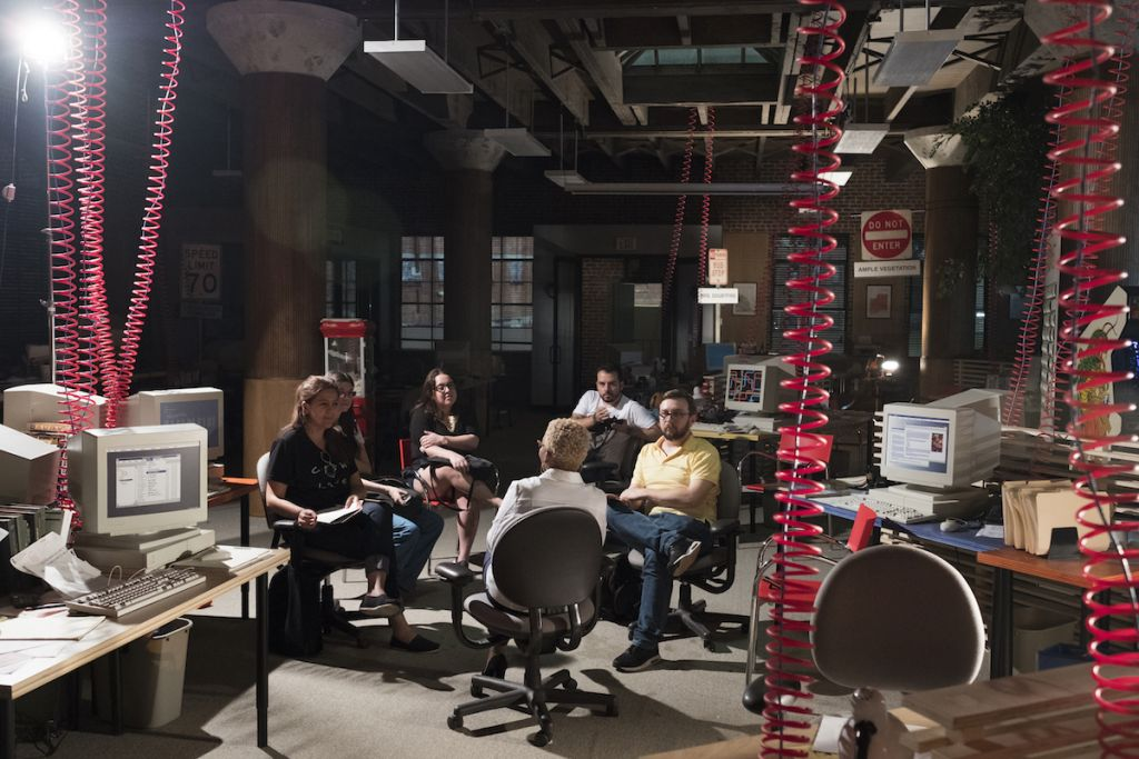 Halt and Catch Fire 4 sezon Atlanta