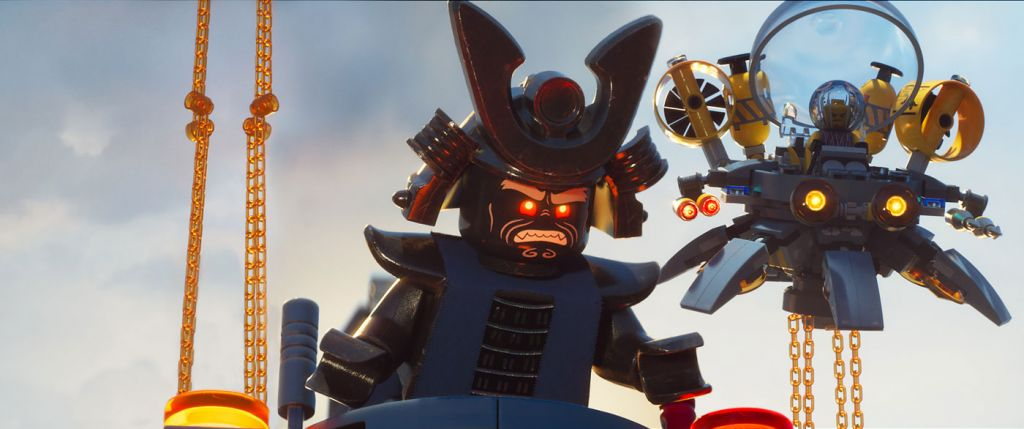 Lego Ninjago: Film recenzja