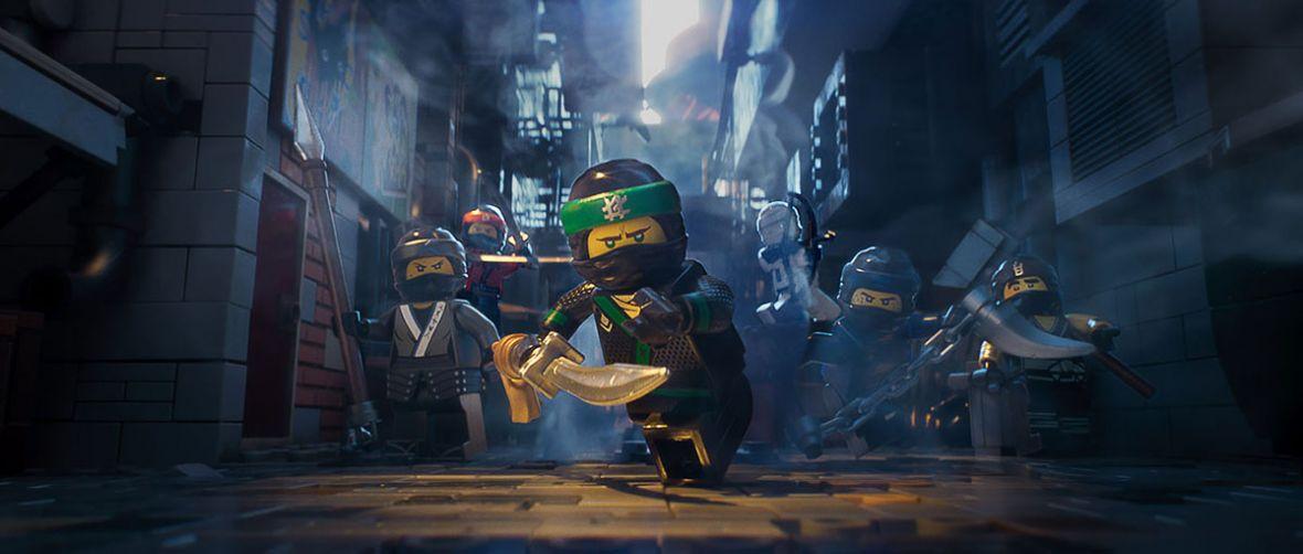 Szkoda, że Lego Ninjago: Film to opowieść tylko dla dzieci – recenzja Spider's Web