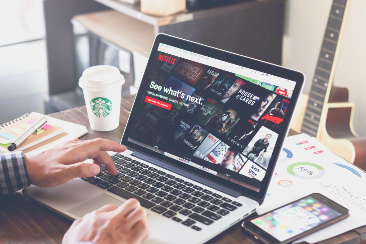 Netflix inwestuje w europejskie produkcje. Powstanie pierwszy serial platformy po polsku!