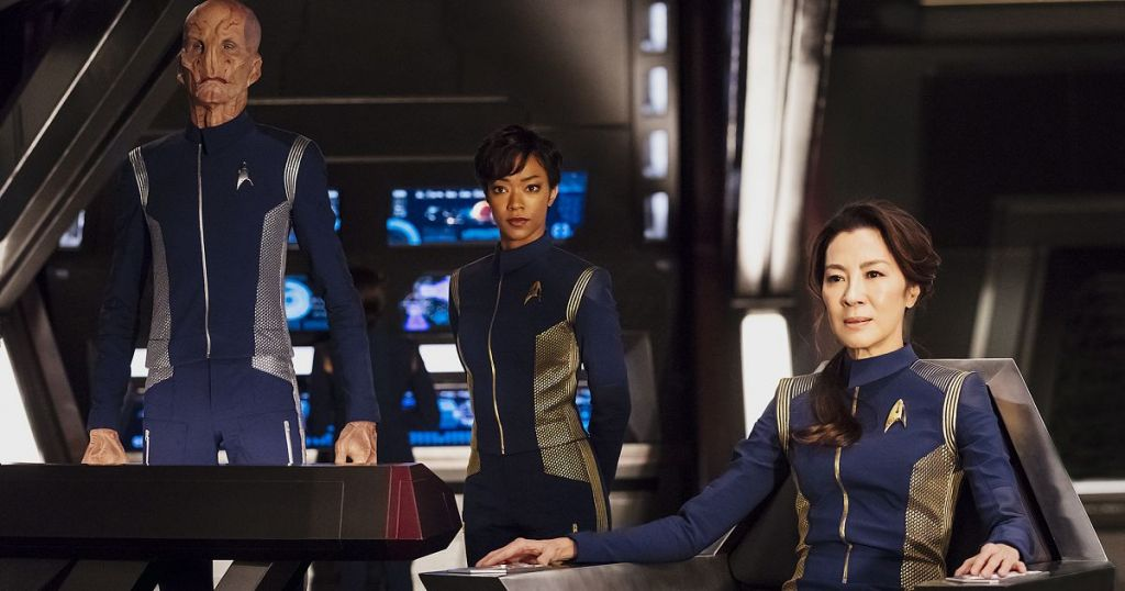 pilot Star Trek: Discovery recenzja