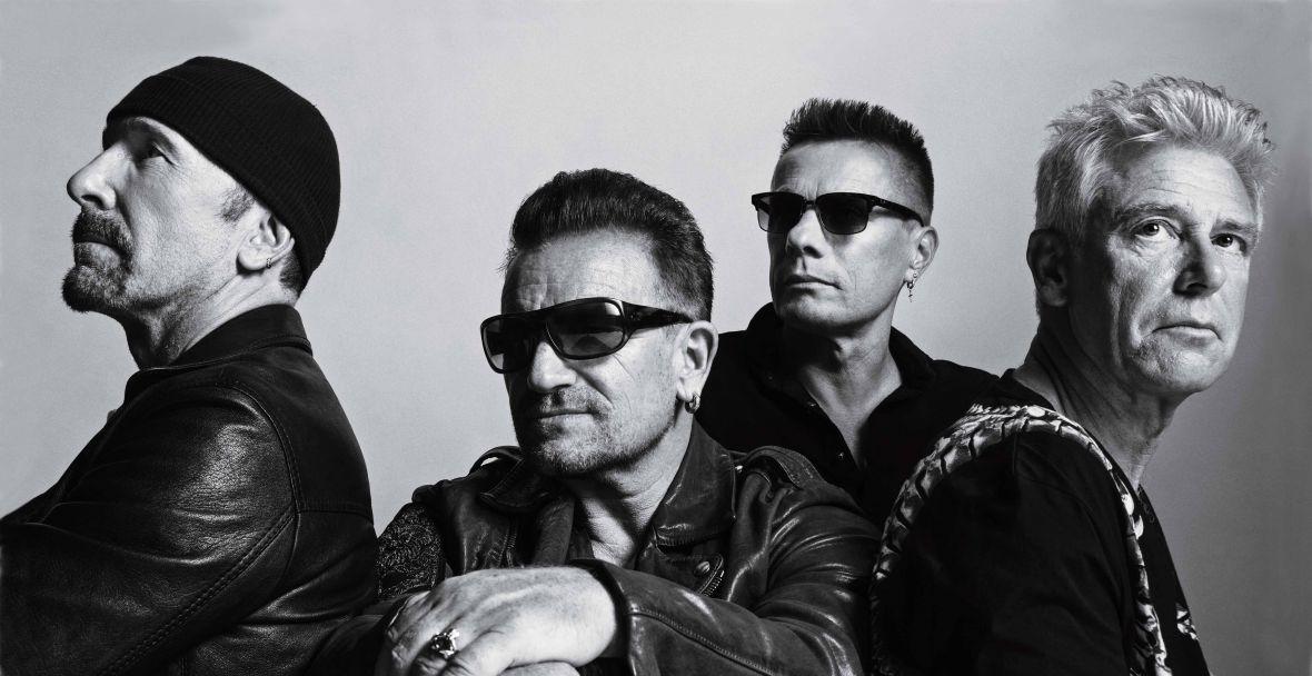 Nowy singiel U2 został wydany na… Facebooku